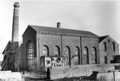 The Beam Engine building